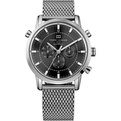 Tommy Hilfiger Men's Sport Lux Watch with Mesh Bracelet 44mm 1790877