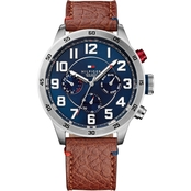 Tommy Hilfiger Men's Casual Sport with Navy Dial