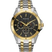 Bulova Men's Watch 98C120 Sport