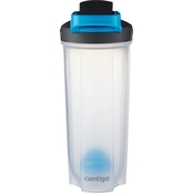 Contigo Shake and Go Fit Mixer Bottle, 28 Oz., Blue