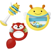Skip Hop Explore & More Musical Instrument Set