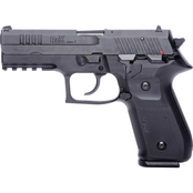 Fime Group Rex Zero 1S 9MM 4.3 in. Barrel 17 Rds Pistol Black