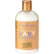 SheaMoisture Manuka Honey & Provence Lavender Baby Nighttime Shampoo & Bath Milk