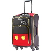 American Tourister Softside Spinner, Mickey Mouse Pants