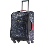American Tourister Softside Spinner, Mickey Mouse Multiface