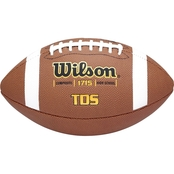 Wilson Traditional Composite Game Football