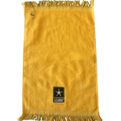 Sayre Army Golf Towel