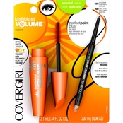 CoverGirl CG Value Pack Lash Blast Very Black/Perfect Point Black Onyx