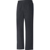 Hanes Open Leg Fleece Pants