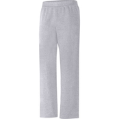 Hanes Fleece Open Leg Pants