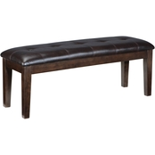 Ashley Haddigan Upholstered Dining Bench