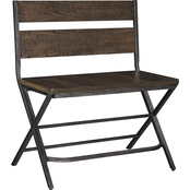 Ashley Kavara Dining Collection Counter Double Stool