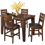 Ashley Larchmont Counter Height Dining Table