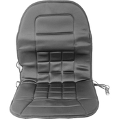 Wagan Corporation Heat Comfort 12V Heated Seat Cushion