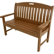 Hanover Avalon 48 in. All Weather Teak Bench