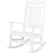 Hanover Pineapple Cay All Weather Rocking Chair