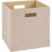 ClosetMaid Decorative Storage Fabric Bin