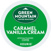Keurig Green Mountain Coffee Caramel Vanilla Creme 48 ct.