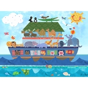 GreenBox Art Noah's Ark Canvas Wall Art 24 x 18