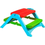 National Sporting Goods Foldable Picnic Table
