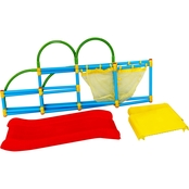 National Sporting Goods Eezy Peezy Fold It Play Set