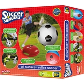 National Sporting Goods Swingball Reflex Soccer Set