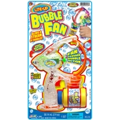 JA-RU Fun Bubbles Light Up Fan