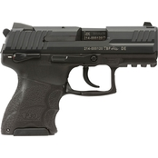 HK P30SKS 9MM 3.27 in. Barrel 10 Rds 3-Mags NS Pistol Black with Safety & Decocker