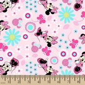 Disney Minnie Mouse Fabric