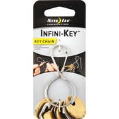 Nite Ize Infini Key Chain Stainless