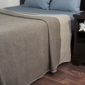 Lavish Home 100% Australian Wool Blanket