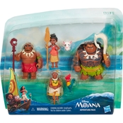 Hasbro Disney Moana Adventure 11 pc. Set