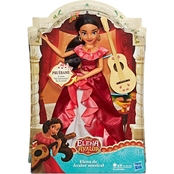 Hasbro Disney Elena of Avalor My Time Singing Doll 7 pc. Set