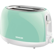Sencor STS36YL 2-slot Toaster, Sunflower Yellow