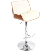 LumiSource Santi Bar Stool