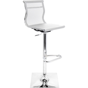 LumiSource Mirage Bar Stool