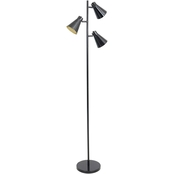 LumiSource Tres Floor Lamp
