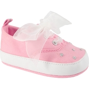 Wee Kids Infant Girls Lace Up Sneakers