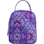 Vera Bradley Lunch Bunch, Lilac Tapestry