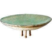 Dimond Home Large Gilded Sea Dish