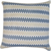 Vintage House By Park B. Smith Zigzag Stripe Printed Decorative Pillow