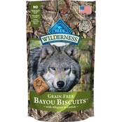 Blue Buffalo BLUE Wilderness Bayou Biscuits with Alligator & Catfish, 8 oz.