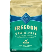 Blue Buffalo BLUE Freedom Grain Free Lamb Recipe for Adult Dogs, 24 Lb.