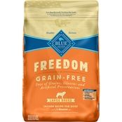 Blue Buffalo BLUE Freedom Grain Free Chicken Recipe, Large Breed Adult Dogs, 24 lb.