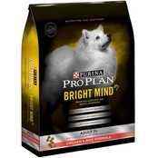 Purina Pro Plan Bright Mind Chicken Rice Dog Food, 5 Lb.