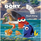 Disney Pixar Finding Dory Read Along Storybook And CD