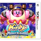 Nintendo Kirby Planet Robobot (3DS)