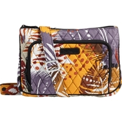 Vera Bradley Little Hipster, Painted Feathers