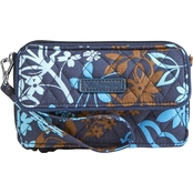Vera Bradley All In One Crossbody for iPhone 6+, Java Floral