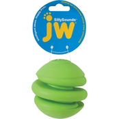 Petmate JW Silly Sounds Spring Ball - Large